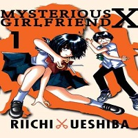 Mysterious girlfriend x 96